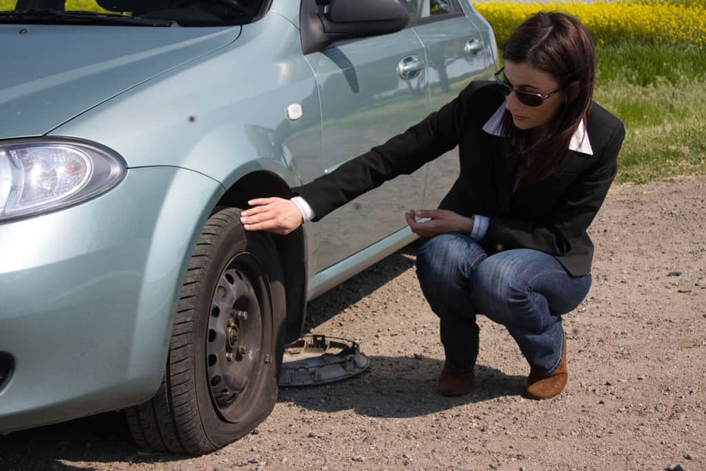 Houston Flat Tire